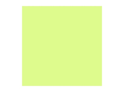 Filtre gélatine ROSCO PLUS GREEN - rouleau 7,62m x 1,22m