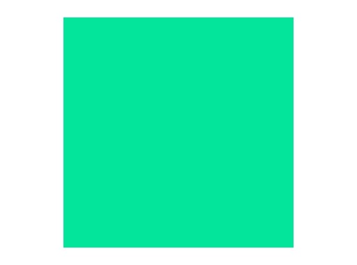 Filtre gélatine ROSCO SOFT GREEN - feuille 0,53 x 1,22