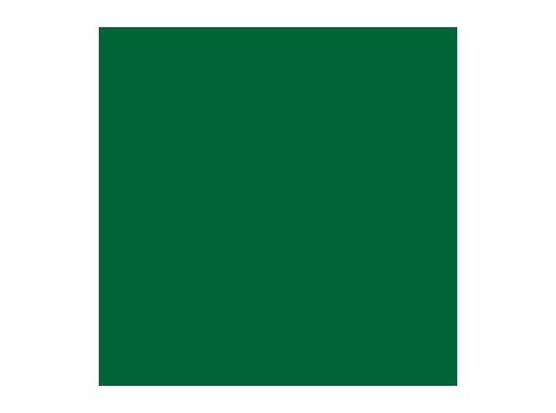 Filtre gélatine ROSCO FOREST GREEN - feuille 0,53 x 1,22