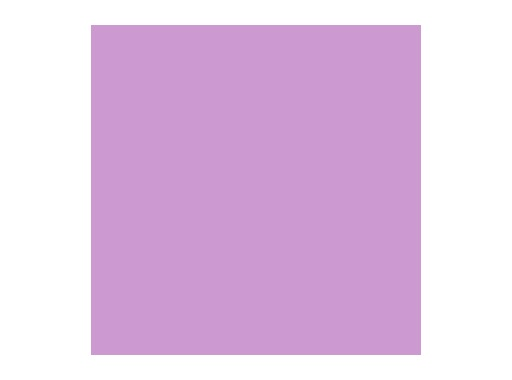 Filtre gélatine ROSCO PLUM - feuille 0,53 x 1,22