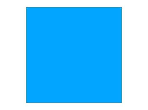 Filtre gélatine ROSCO GLACIER BLUE - feuille 0,53 x 1,22