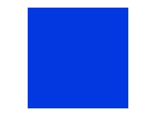 Filtre gélatine ROSCO SPECIAL MEDIUM BLUE - feuille 0,53 x 1,22