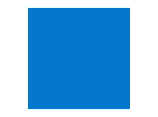 ROSCO • CORNFLOWER feuille 0,53 x 1,22