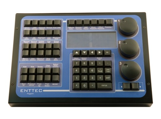 ENTTEC • Wing PROGRAM de Programmation