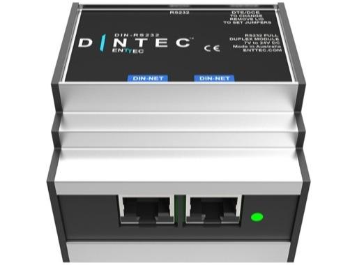 ENTTEC • DIN-RS232