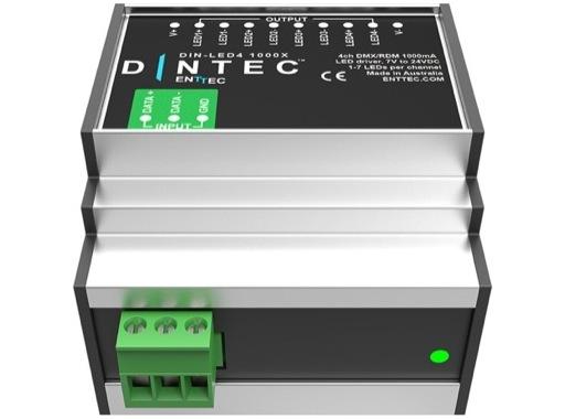 ENTTEC • DIN-LED4-1000X