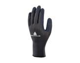 GANT • Noir Tricot enduit Taille 9-gants-et-casques