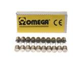FUSIBLES • 125mA Temporisé 5 x 20 mm boite de 10-consommables