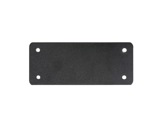 Plaque de bouchage • Embase Harting 16/ 40/ 72 120 x 50mm-flight-cases