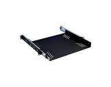 """Etagère 19"""" • 412 x 380mm pour clavier téléscopique-flight-cases"""