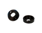 Rondelles plastique • M6 avec gorge sac de 100 pièces-ecrous--vis--rondelles