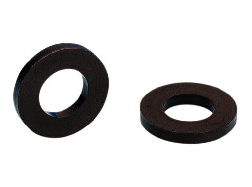 Rondelles plastique • M6 sac de 100 pièces ø 12mm ext 6,5mm int