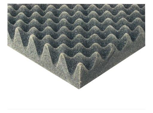 Mousse alvéolée grise • 2000 x 1000 x 50 mm