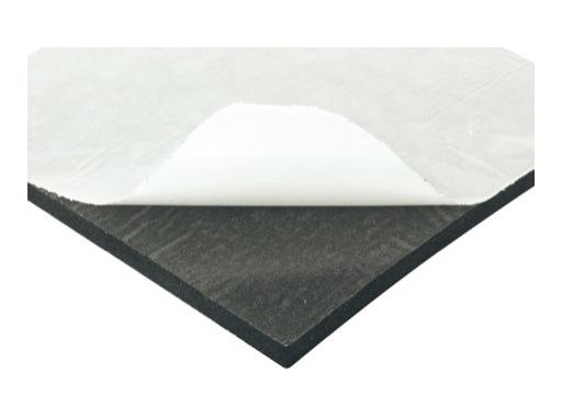 Mousse PE noire auto-adhésive • 2000 x 1000 x 30 mm
