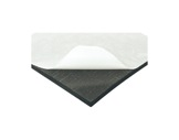 Mousse PE noire auto-adhésive • 2000 x 1000 x 30 mm-mousses