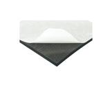 Mousse PE noire • auto-adhésive 2000 x 1000 x 15 mm-mousses