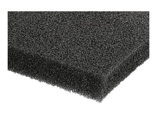 Mousse acoustique • pour façade HP 2000 x 1000 x 5mm