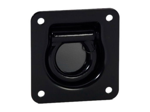 Accroche + anneau noir • 102 x 95mm type John Meyer