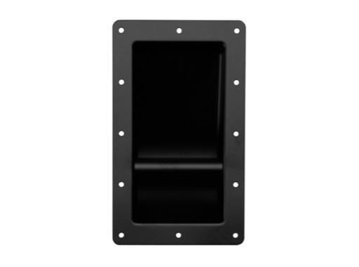 Poignée • Enceinte dimensions ext 273 x 162mm, int 220 x 115mm, P 63mm