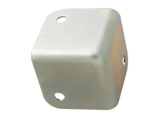 Coin carré • 41 x 41 x 1mm