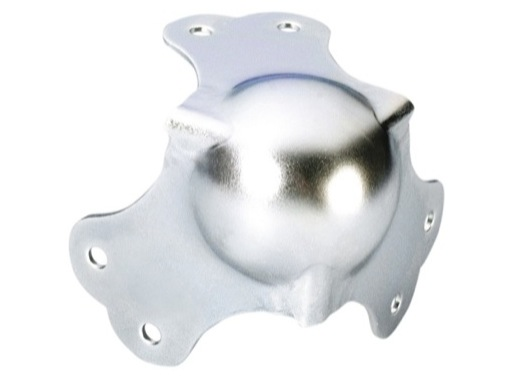 Coin boule • 64 x 64mm standard