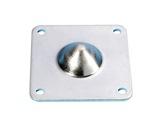 Butée • Mâle acier 63 x 63 x 15mm pour FLY5002-flight-cases