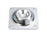 Butée • Femelle acier 64 x 64 x 15mm pour FLY5001-butees