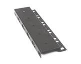 Profilé acier noir • Rackage double longueur 2m 76 x 21 x 1,5mm-flight-cases
