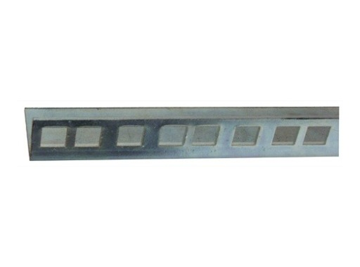 Profilé acier • Rackage simple longueur 2m 30 x 21 x 2mm