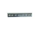 Profilé acier • Rackage simple longueur 2m 30 x 21 x 2mm-flight-cases