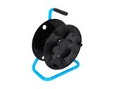 Enrouleur • PVC noir ø ext 270mm, ø int 120 mm, largeur 120 mm-cablage