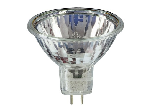 PHILIPS • MR16 35W 12V GU5,3 4000H 24° fermée