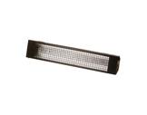 DTS • Réglette 18W 60cm avec grille + réflecteur angle 105°-