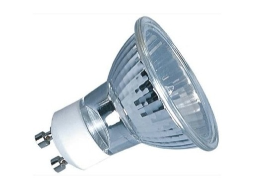 LAMPE • ES50 75W 240V 36° GU10 Ø50 L45mm 2700K 1500H