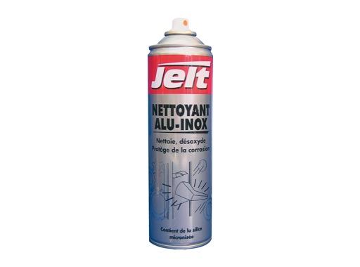 JELT • Nettoyant pour Alu & Inox 650ml