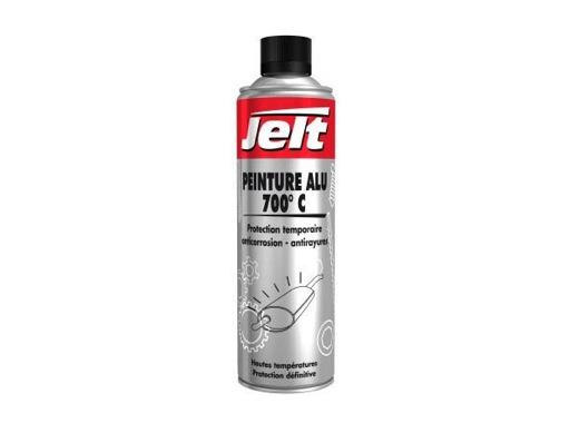 jelt peinture aluminium ht 700c arosol 400ml