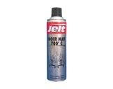 JELT • Peinture noir mat HT 700°C aérosol 400ml
