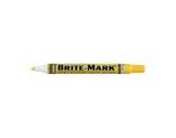 BRITE-MARK • Stylo de marquage peinture jaune 12ml-produits-de-maintenance