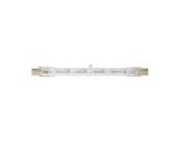 GE • Classe ECO 130W 240V R7S 2900K 1000H 117,6mm-lampes