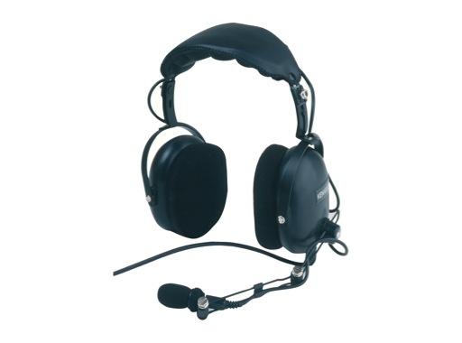 KENWOOD • Micro casque milieu très bruyant pour séries TK & LJ