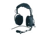 KENWOOD • Micro casque milieu très bruyant pour séries TK & LJ-audio