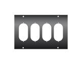 KILT • Face avant 250 x 160mm avec usinage pour 4 x K501-boitiers-kilt