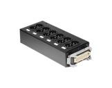 BOITIER 6 Circuits • Kilt 350 cablé 1 Harting 2401 et 6 PC10/16 K501K-boitiers-pour-multipaires