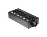 BOITIER 6 Circuits • Kilt 350 cablé 1 Socapex 41902 et 6 PC10/16 K501K-boitiers-pour-multipaires