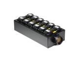 BOITIER 6 Circuits • Kilt 350 cablé Socapex 41902N et 12PC10/16 E1000-boitiers-pour-multipaires