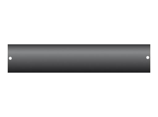 KILT • Module vierge 250 x 45mm