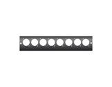 KILT • Module de boitier 250 x 45mm usinage pour 8 embases série D-cablage