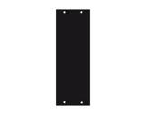 KILT • Plaque 250 x 90mm vierge 2 modules pour KILT05XX-boitiers-kilt