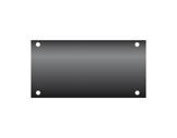 KILT • Flanc 160 x 80mm vierge-cablage
