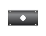 KILT • Flanc 160 x 80mm usinage ø 29mm pour PG21-cablage